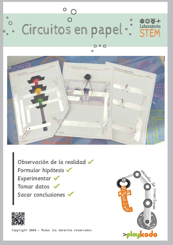 Circuitos Eléctricos en Papel